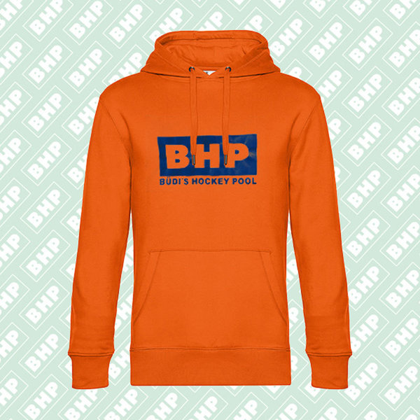 BHP Hoodie Senior Standard, Orange